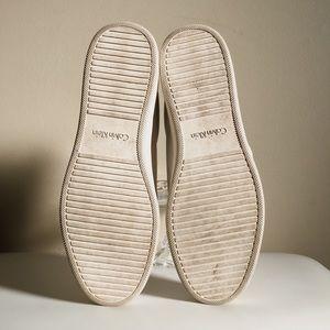Calvin Klein Shoes - CK velcro runners SZ 9.5